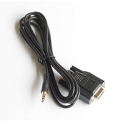 CIS® DB9 Female to 3.5mm Serial Cable 6ft [87060]