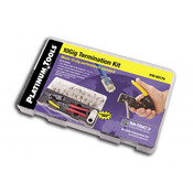 Platinum Tools® 10Gig Termination Kit Box [90170]