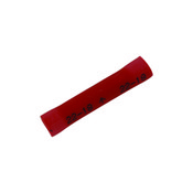 3M Wire Butt Connector Vinyl 22-18 AWG Red [94785]