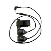 Planet Waves™ 2x RJ45 to 3.5SP 1 Straight 1 Rt Angle w/RJ45 Adapter [PW-LINKKIT]