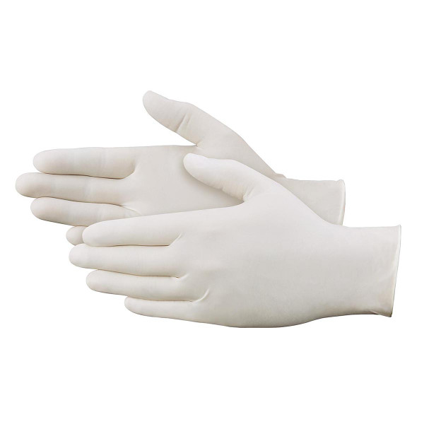 Powder Free, Latex Gloves, 100 Pack Gloves, Industrial Gloves, Large, PPE, Personal Protective Equipment